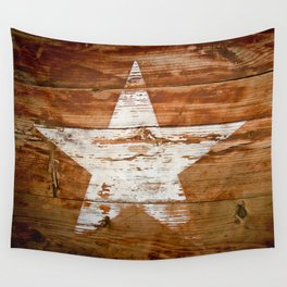 Faded Star Wall Tapestry