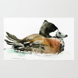 Ruddy Duck Rug
