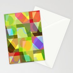 Colorful Truth. Shuffle 1 Stationery Cards