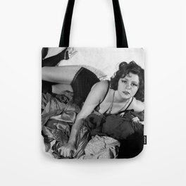 Clara Bow Sexy Time Tote Bag