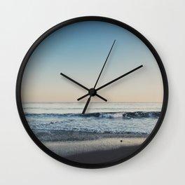 & breathe ... Wall Clock