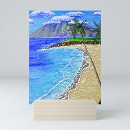 Sea Painting Mini Art Print