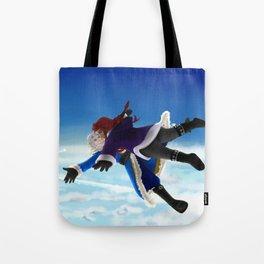 Feefall Tote Bag