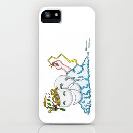 Monty Python, Full Size iPhone Case