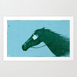 Like For Like Art Print