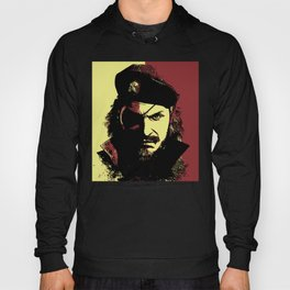 Big Boss (naked snake from metal gear solid) Hoody