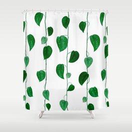 Vine Designs! Shower Curtain
