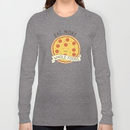 Whole foods! Long Sleeve T-shirt