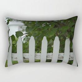 Picket Fence Rectangular Pillow