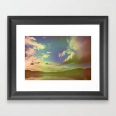 Oly Framed Art Print