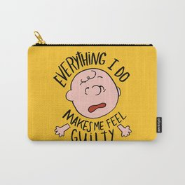 CHARLIE BROWN Carry-All Pouch