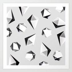 Origami #5 Art Print