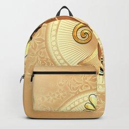 Egyptian women Backpack
