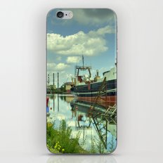Blaengur  at Gdansk Shipyard iPhone & iPod Skin