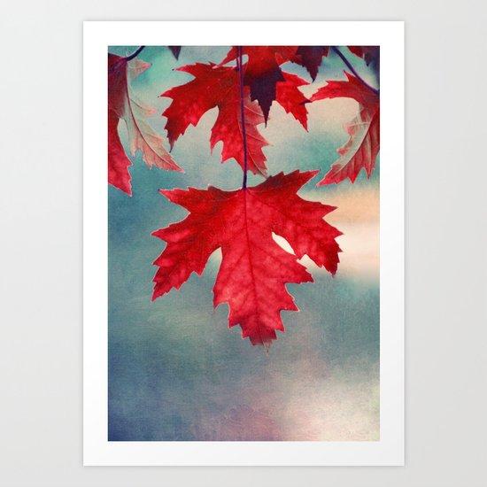 ĵurnalo Art Print
