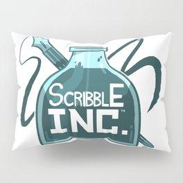 Scribble Inc. Pillow Sham