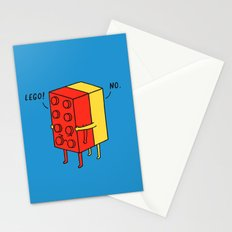 Le go! No Stationery Cards