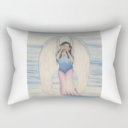 Out of the Grace of God Rectangular Pillow