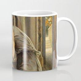 Edward Burne-Jones  - Pygmalion and the Image, The Soul Attains - Digital Remastered Edition Coffee Mug