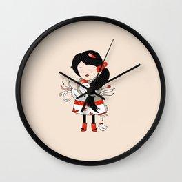 Galina Wall Clock
