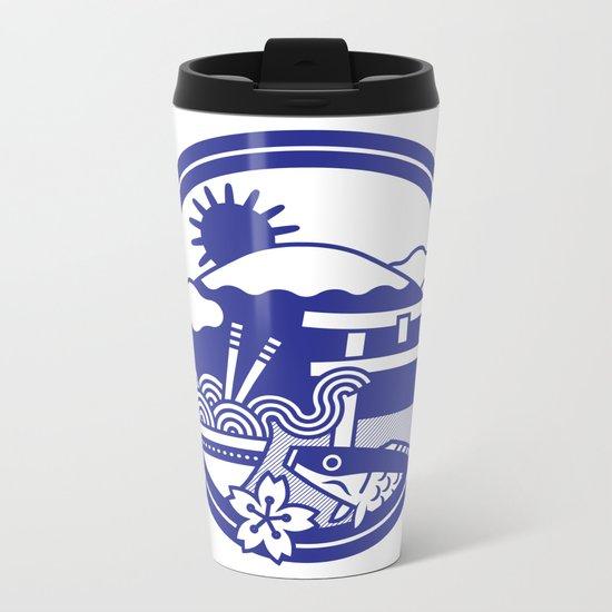 Japan Metal Travel Mug