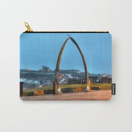 Whitby Whalebone Blue Hour Carry-All Pouch