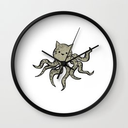 minima - octopuss Wall Clock