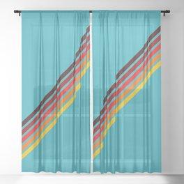 Agogwe Sheer Curtain