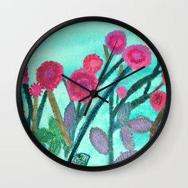 Farewell Dad Wall Clock