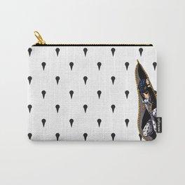JoJo - Bruno Bucciarati Pattern [Zipper Ver.] Carry-All Pouch
