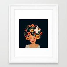 rosarita Framed Art Print