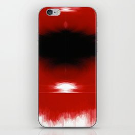 Touch Me iPhone Skin