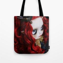STEAMPUNK (Ooak  BLYTHE Doll) Tote Bag