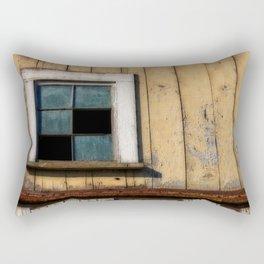 Window of a Barn Rectangular Pillow