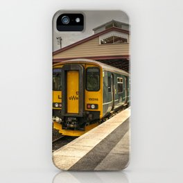 Frome Station iPhone Case