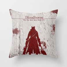 May The Good Blood Guide You Throw Pillow