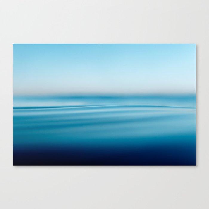 Venice Blue Canvas Print