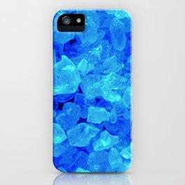 BLUE METH iPhone Case