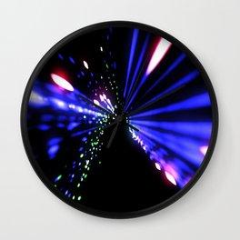 Night Speed Wall Clock