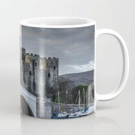 Conwy Castle, North Wales Coffee Mug