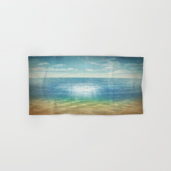 Insta Beach Hand & Bath Towel