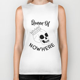 Queen of Nowhere Biker Tank
