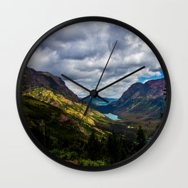 The valley and beyond Wall Clock