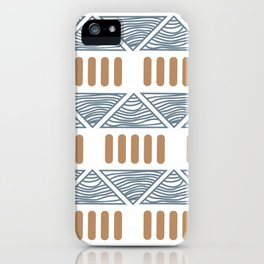 Andi Mustard iPhone Case