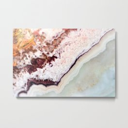 rock and mineral show Metal Print