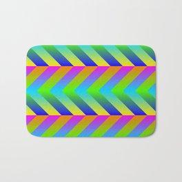Colorful Gradients Bath Mat
