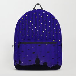Starlit Graveyard Backpack