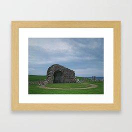 Orphir Round Church Framed Art Print