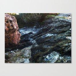 hidden spot @ Barceloneta , Puerto Rico 3 Canvas Print