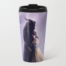 Beauty and the Beas Travel Mug